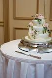 венчание торта Стоковые Изображения RF