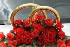 венчание украшения стоковое изображение