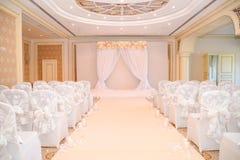 венчание цветка церемонии невесты стоковые изображения rf