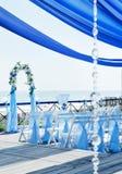 венчание цветка церемонии невесты Стоковые Фотографии RF