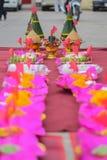венчание цветка церемонии невесты Стоковая Фотография RF