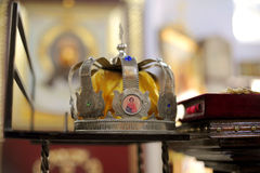 венчание церемонии крышки Стоковые Фото