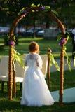 венчание церемонии Стоковые Фото