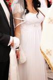 венчание церков правоверное Стоковые Изображения