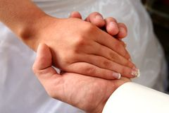 венчание церков Стоковое Изображение