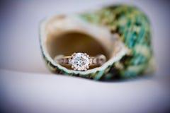 венчание ювелирных изделий Стоковое Изображение