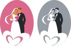 венчание бесплатная иллюстрация