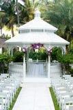 венчание gazebo Стоковое Фото
