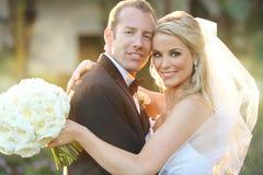 венчание groom церков церемонии невесты Стоковое Изображение RF