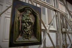 Вера на улице стоковые изображения rf