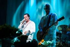 Вера отсутствие больше концерта Стоковые Фотографии RF