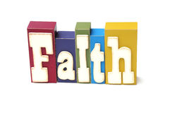 вера Стоковое фото RF