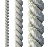 веревочка безшовная иллюстрация вектора