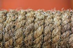 веревочка грубая Стоковая Фотография RF