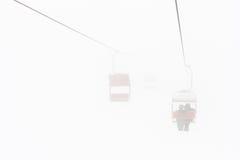 веревочка дороги гор стоковое фото