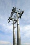 веревочка дороги строения Стоковое Изображение