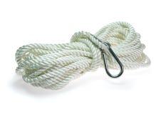 веревочка зажима Стоковые Фото
