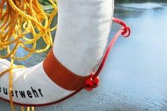 веревочка кольца жизни Стоковая Фотография RF