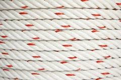 Веревочка полипропилена Стоковое Изображение