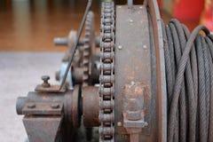 Веревочка провода стоковые фотографии rf