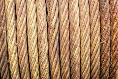 Веревочка провода Стоковая Фотография RF