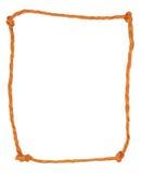 веревочка рамки Стоковое Изображение
