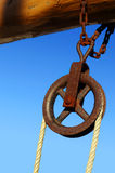 веревочка ролика стоковая фотография