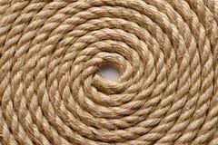 Веревочка сизаля стоковое фото