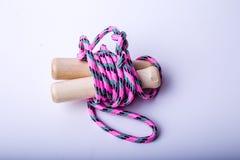 Веревочка скачки Стоковое Изображение