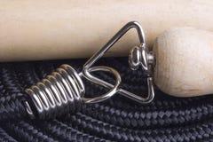 веревочка скачки Стоковое Фото