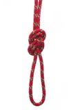 веревочка узла стоковое изображение rf