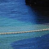 веревочка rede carrick моста Стоковые Фотографии RF