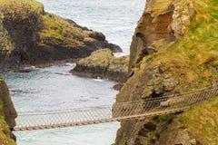 веревочка rede carrick моста Стоковые Фото