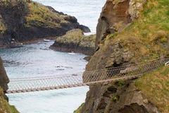 веревочка rede carrick моста Стоковые Изображения