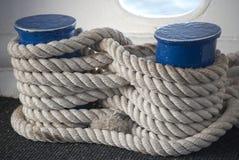 веревочки белизна толщиной стоковые фото