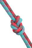 2 веревочки и сильного узел Стоковые Фото