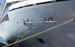 Корабль положенный вверх Стоковые Изображения RF