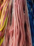 Веревочки помадки конфеты Стоковые Фотографии RF