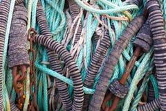 Веревочки для рыбозавода Стоковое Изображение RF