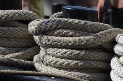 веревочки стоковая фотография