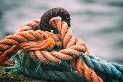 веревочки Стоковая Фотография RF