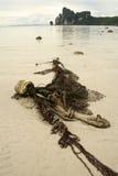 веревочки phi острова томбуя Стоковая Фотография