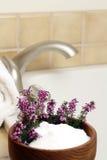 вереск ванны Стоковое Изображение