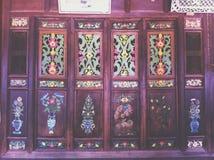 двери старые Стоковая Фотография RF