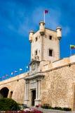 двери cadiz зарывают Испанию Стоковые Изображения