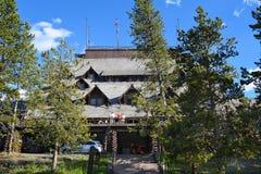 верная гостиница старая Стоковые Фото
