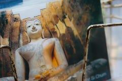 Верование буддизма стоковое фото rf
