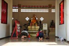 Верование Будда стоковые фото