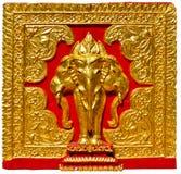 вероисповедная скульптура тайская Стоковые Фото