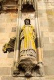вероисповедная статуя Стоковое Изображение RF